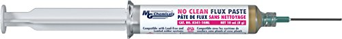 MG Chemicals 8341 No Clean Flux Paste, 10 milliliters...