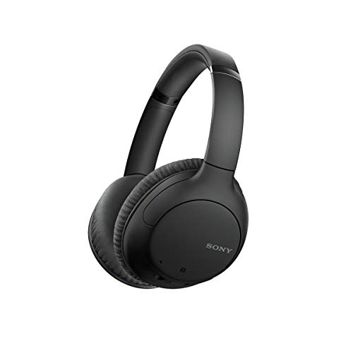 Sony Noise Cancelling Headphones WHCH710N: Wireless Bluetooth Over the Ear...