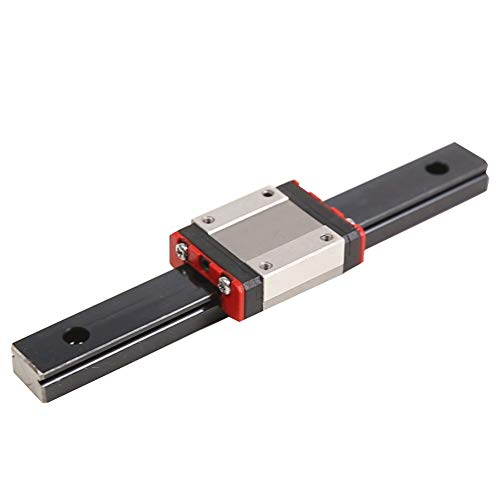 Stainless Steel MGN12 Linear Rail Guide 400mm...