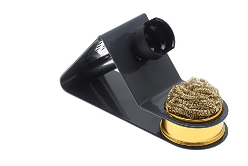 Aven 17530 Soldering Iron Holder with Brass Coil Tip Cleaner