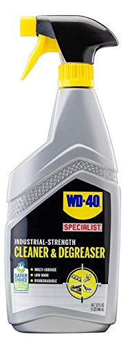 WD-40 Specialist Industrial-Strength Cleaner & Degreaser, 32...