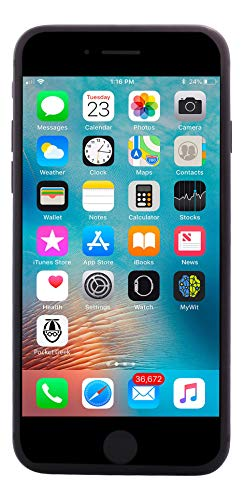 Apple iPhone 8, 64GB, Space Gray - Fully Unlocked...