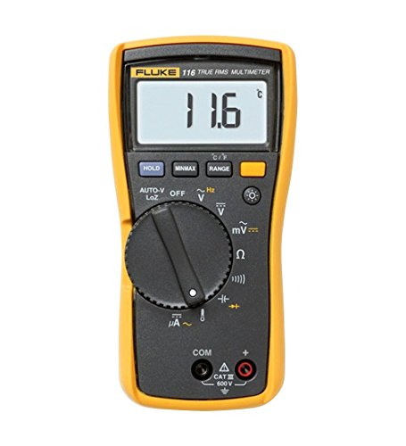 Fluke 116 HVAC Multimeter, Standard