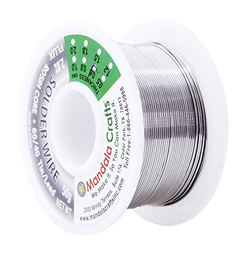 Rosin Core Lead Free Solder Wire for Electrical,...