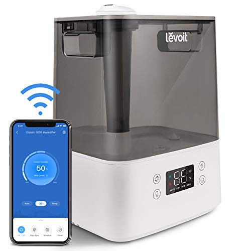 Levoit Humidifiers for Bedroom Home Large Room, 6L...
