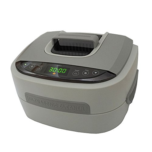 iSonic P4821-BSB Commercial Ultrasonic Cleaner, Stainless Steel Wire Mesh...