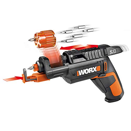 WORX WX255L SD Semi-Automatic Power Screw Driver...