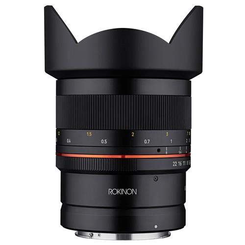 ROKINON 14mm F2.8 Ultra Wide Angle Weather Sealed Lens for Canon R...