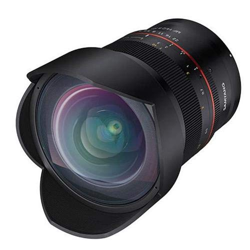 Samyang 14mm F2.8 Ultra Wide Angle Weather Sealed Lens for Canon R...