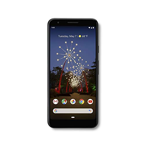 Google - Pixel 3a with 64GB Memory Cell Phone (Unlocked) -...