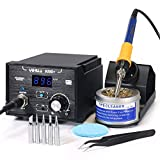Yihua 939D+ Digital Soldering Station, 75W Equivalent with...