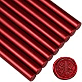 Sealing Wax Rod Blood Red for Standard Size Glue...