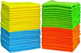 50 Pack - SimpleHouseware Microfiber Cleaning Cloth (12' x...