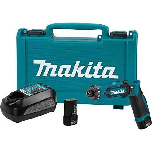 Makita DF012DSE 7.2V Lithium-Ion Cordless 1/4' Hex...