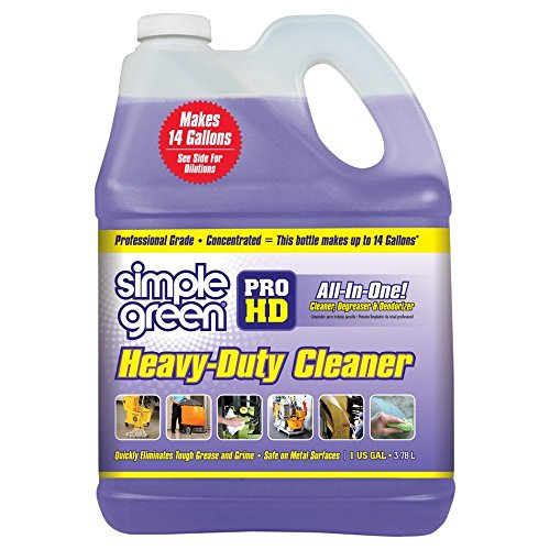 Simple Green Pro HD Heavy Duty Cleaner Concentrate 1 Gallon...