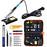 Anbes Soldering Iron Kit Electronics, 60W...
