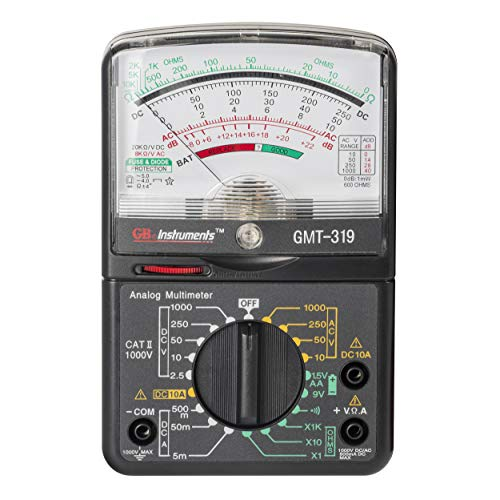 Gardner Bender GMT-319 Multimeter Tester, RJ-45 &...