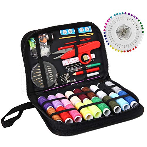 Sewing KIT, XL Sewing Supplies for DIY, Beginners,...