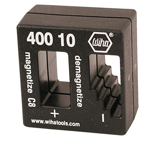Wiha 40010 Magnetizer or Demagnetizer, Color may...