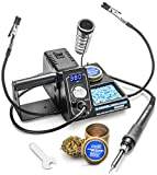 X-Tronic Model #3020-XTS Digital Display Soldering Iron...