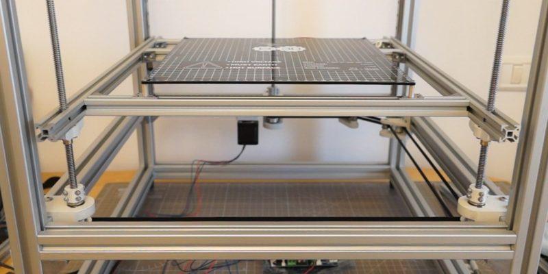 3D Printer Build Log – Z-Axis Assembly