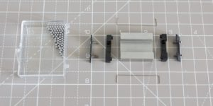 How to Improve the Performance of Cheap Linear Guides