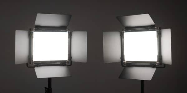 Neewer 660 Bi-Color LED video light kit review