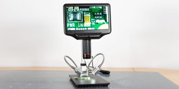 Andonstar AD407 Digital Microscope Review