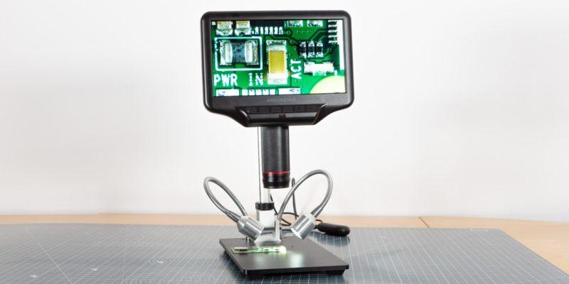 Andonstar AD407 Digital Microscope Review