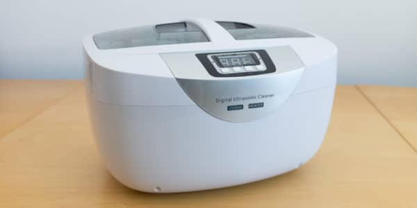 How to use an ultrasonic cleaner