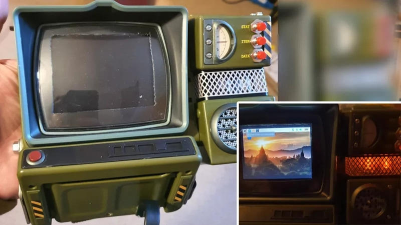 Fallout Pip-Boy Replica