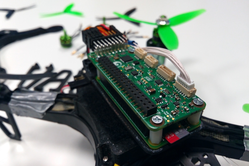 Linux-based Drone