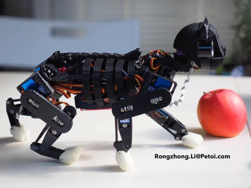 OpenCat Robotic Cat