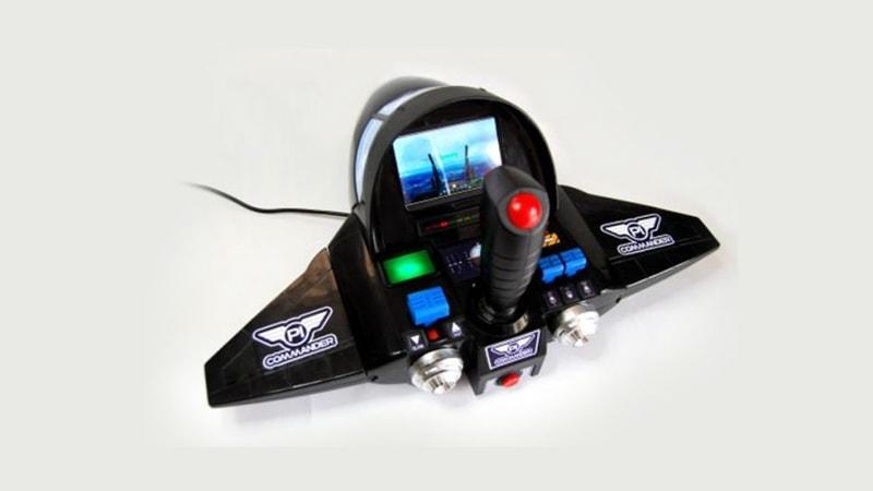 Pi Commander Flight Simulator
