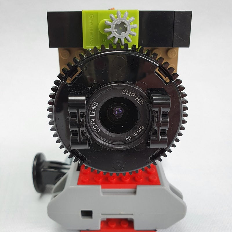 Remote Focus RasPi Camera