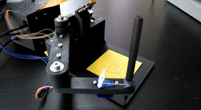 Tic-Tac-Toe Robot