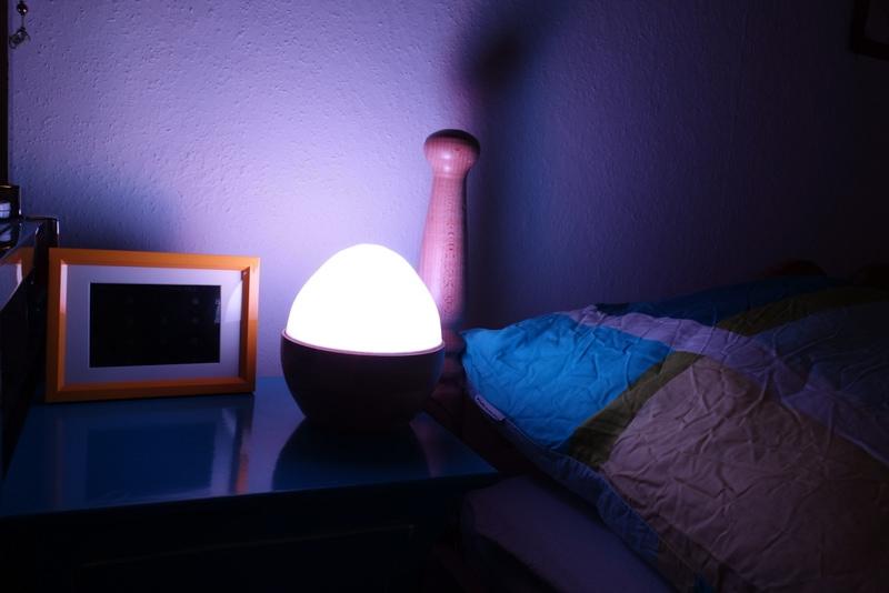 WeggUp Sunrise Alarm Clock