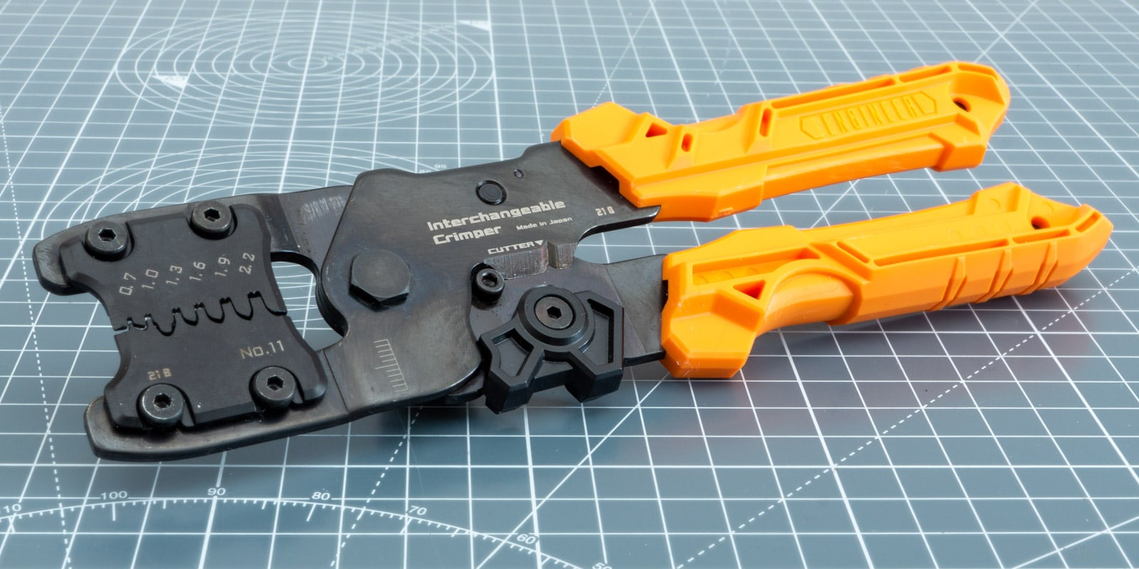 Engineer PAD-11 Precision Crimper Review